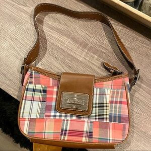 American Living Plaid Purse